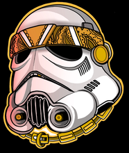 Load image into Gallery viewer, Gangster Storm Trooper by Storbo - Puedmag Inkpire