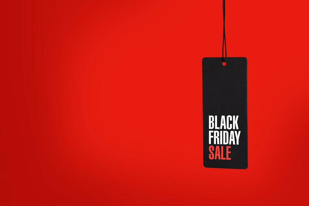 November 20, Black Friday Special Buy 5 Get 1 FREE