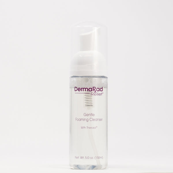 DermaRad Relief Gentle Foaming Cleanser 5oz