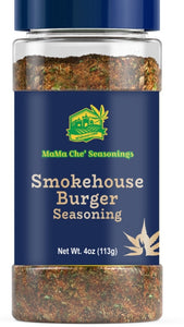 🔥🔥Smokehouse Burger Seasoning W/O CBD🔥🔥