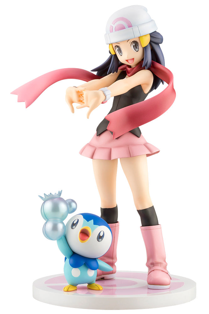 """Pokemon Series"" ARTFX J Dawn with Piplup"