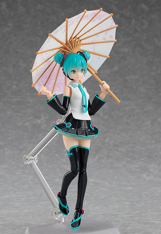 "Hatsune Miku ""Vocaloid"" Character Vocal Series 01 V4 CHINESE Figma #444"