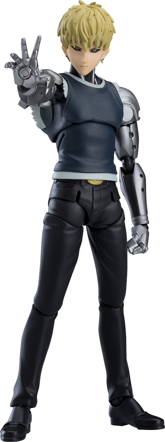 "figma ""One-Punch Man"" Genos #455"