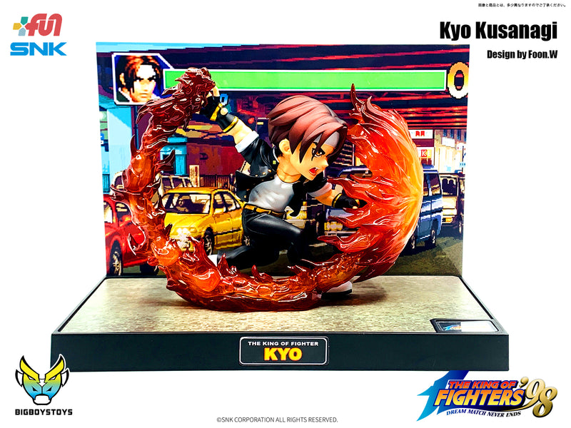 King of Fighters 98 Kyo Kusanagi Figure