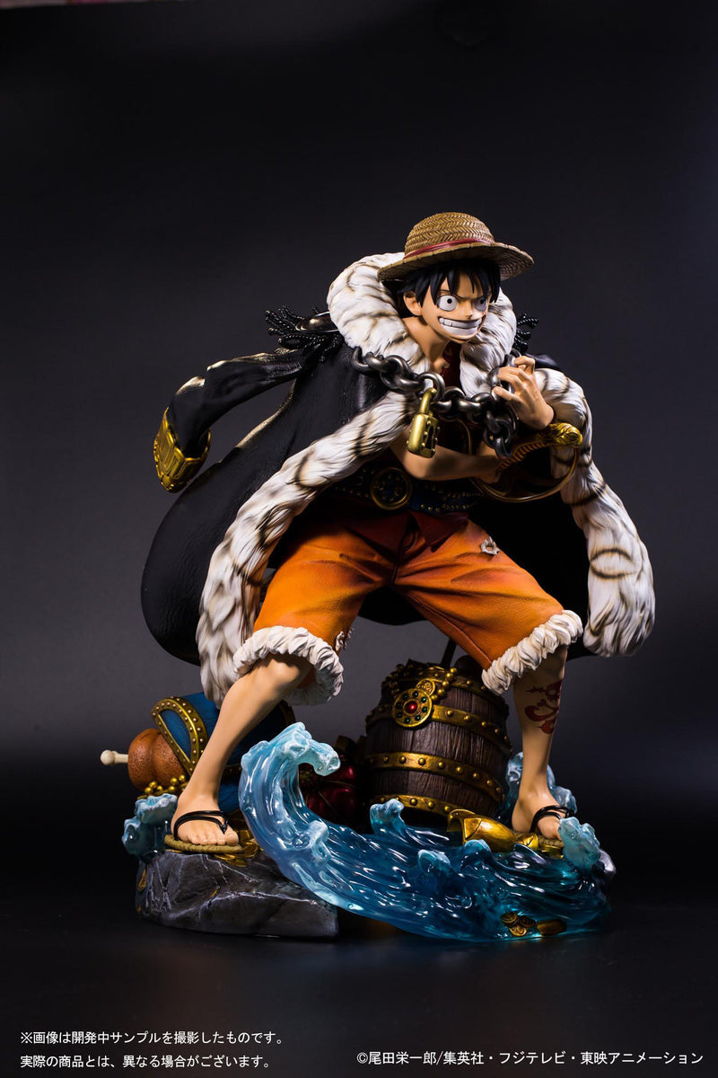 One Piece Luffy Large Statue