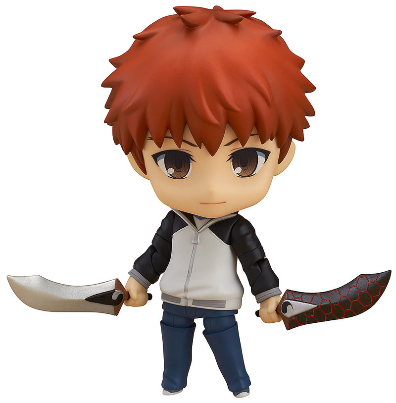 "Nendoroid ""Fate/stay night -Unlimited Blade Works-"" Emiya Shirou #555"