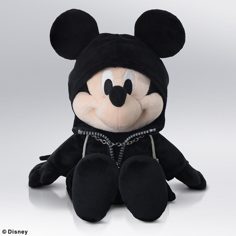 King Mickey Kingdom Hearts Plush