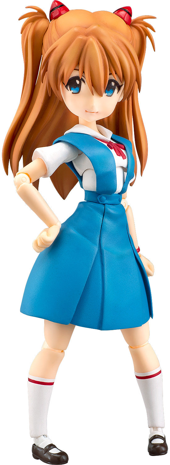 """Rebuild of Evangelion"" Parfom R! Sikinami Asuka Langley School Uniform Ver."