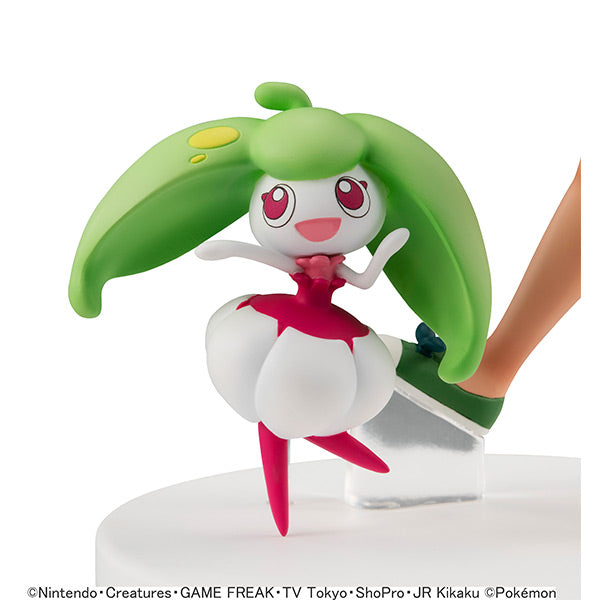 "G.E.M. Series ""Pokemon"" Mallow & Steenee"