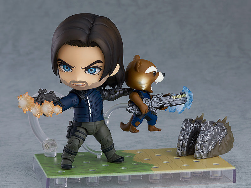 "Winter Soldier ""Avengers: Infinity War"" Infinity Edition DX Ver. Nendoroid #1127-DX"