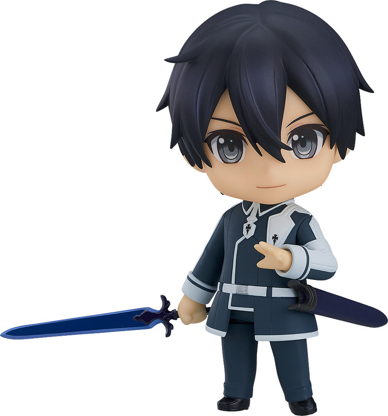 "Kirito ""Sword Art Online Alicization"" Swordsmen in Training Ver. Nendoroid #1138"