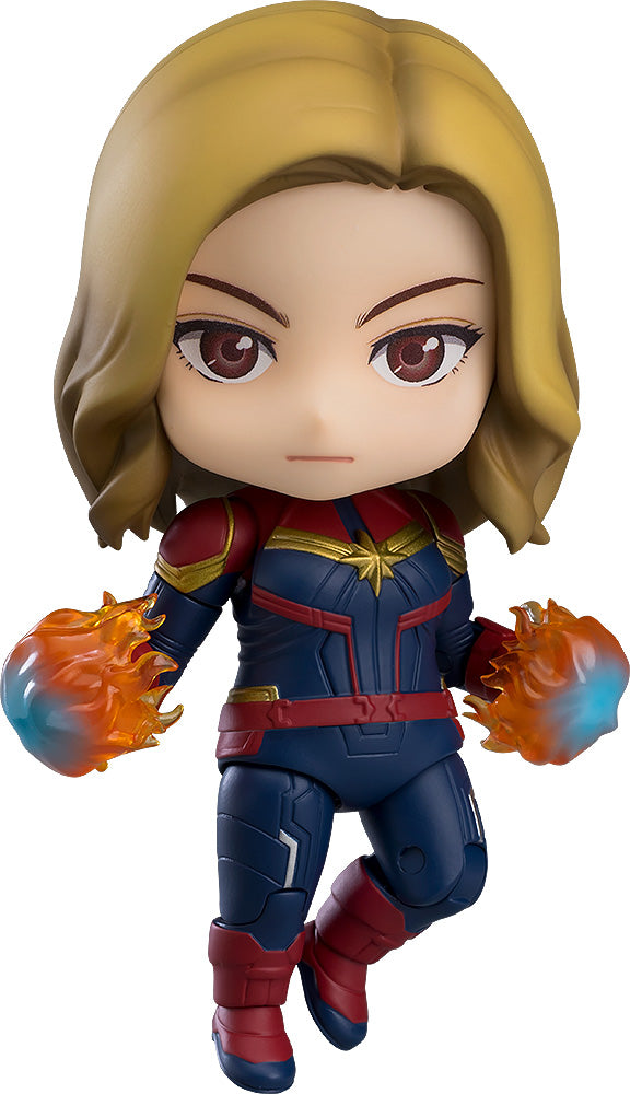 "Captain Marvel ""Captain Marvel""  Heroes Edition Standard Ver. Nendoroid #1154"