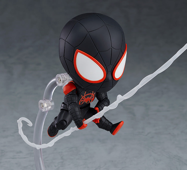 "Miles Morales ""Spider-Man: Into the Spider-Verse""  Spider-Verse Edition DX Ver. Nendoroid #1180-DX"