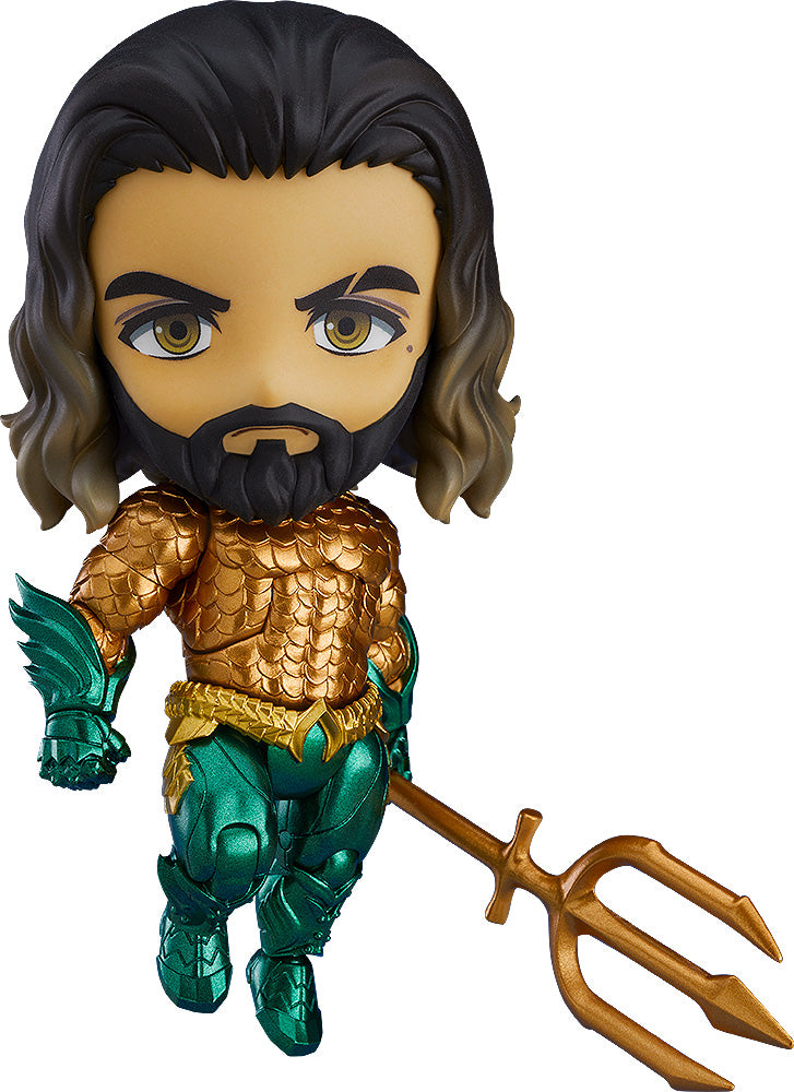 Aquaman: Hero's Edition Nendoroid #1190