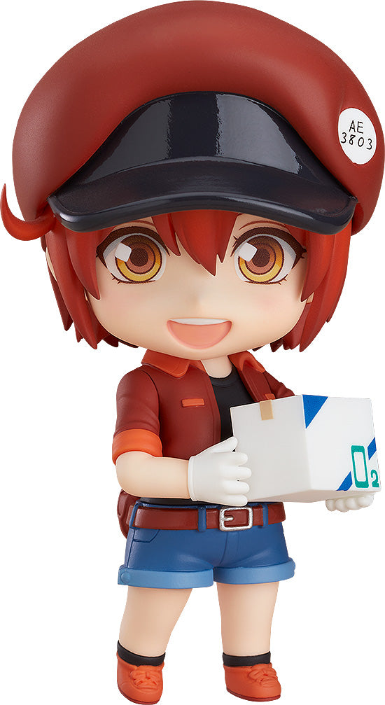 "Nendoroid ""Cells at Work!"" Red Blood Cell #1214"