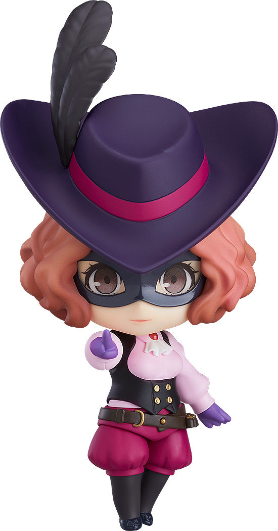 "Nendoroid ""PERSONA5 the Animation"" Okumura Haru Phantom Thief Ver. #1210"