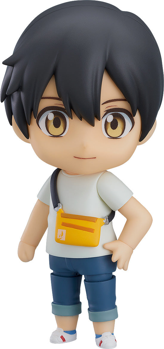 """Weathering with You"" Morishima Hodaka Nendoroid #1198 ""Tenki No Ko"""
