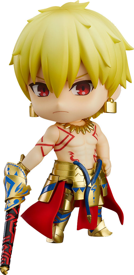 "Nendoroid ""Fate/Grand Order"" Archer / Gilgamesh 3rd Ascension Ver. #1220"