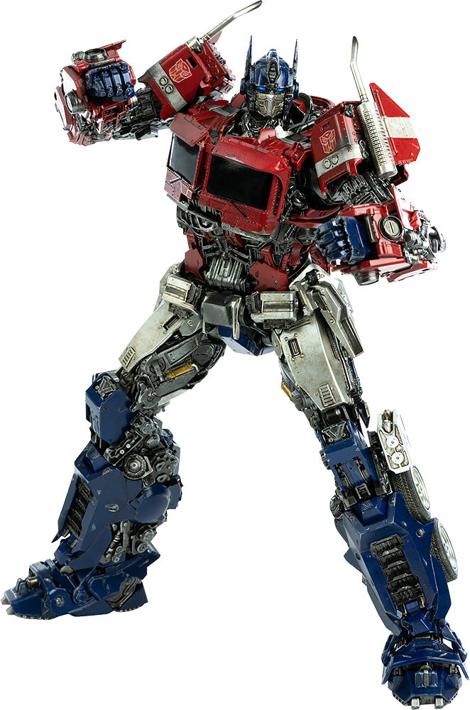 "Optimus Prime ""Bumblebee"" DLX Scale"