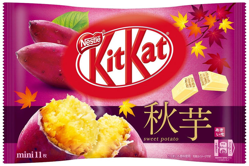 Kit Kat Sweet Potato Flavor