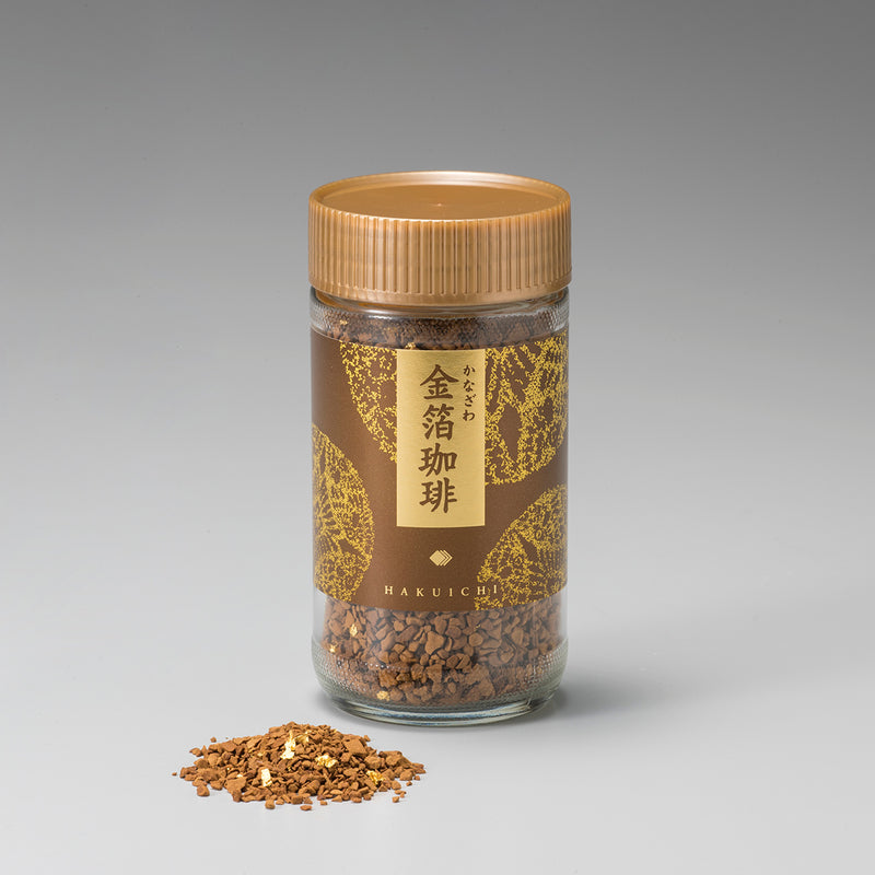 Hakuichi Gold Leaf Coffee - Bottle