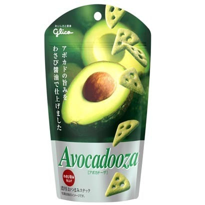 Avocadooza Crackers - Avocado Cheese flavor