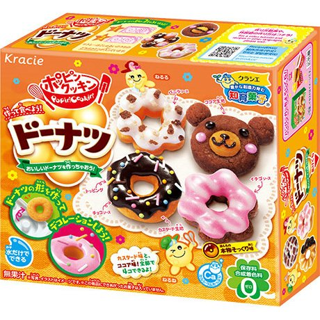Popin Cookin - Donuts