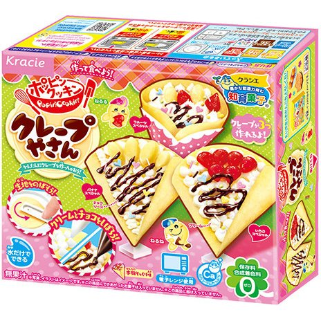 Popin Cookin - Crepes
