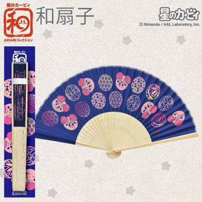 "Kirby ""Traditional Japanese"" Fan"
