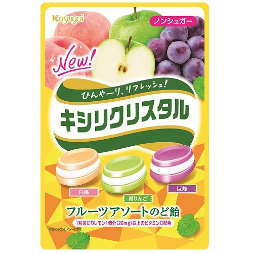 Crystal Fruit Candies - Kasugai