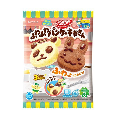 Popin Cookin Fluffy Pancakes
