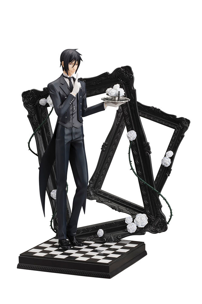 "Sebastian Michaelis ""Black Butler Book of Circus"" ARTFX J"