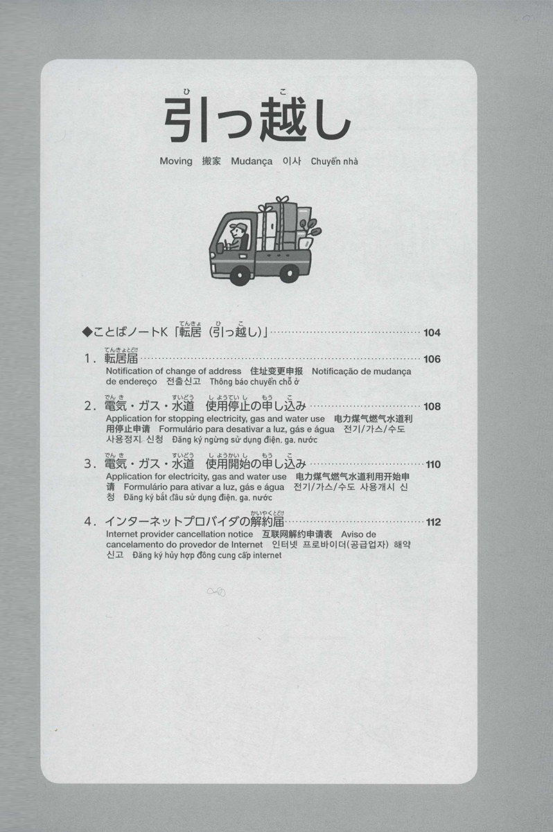Fill Out All Kinds of Japanese Documents
