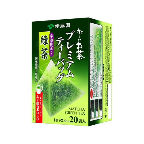 Itoen Premium Green Tea