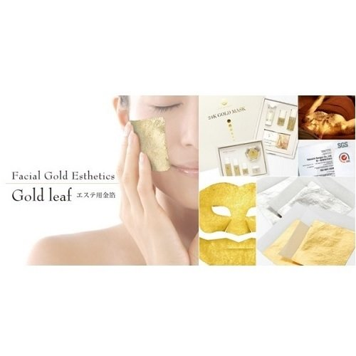 Gold Leaf Face Treatment (20 sheets)