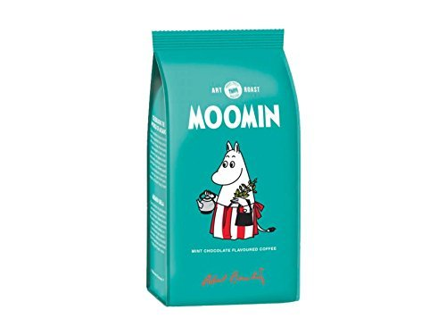Moomin Chocolate Mint Coffee - 200g - Made in Finland