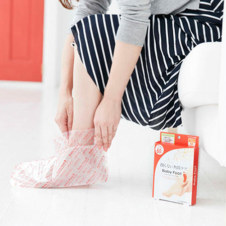 Baby Foot Peeling for Soft and Smooth Feet