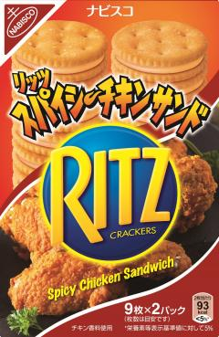 Ritz - Spicy Chicken Sandwich Flavor