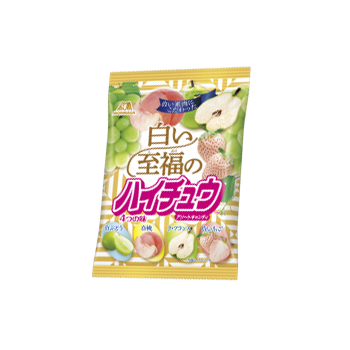 Hi Chew White Bliss Assort 4-Flavor Bag