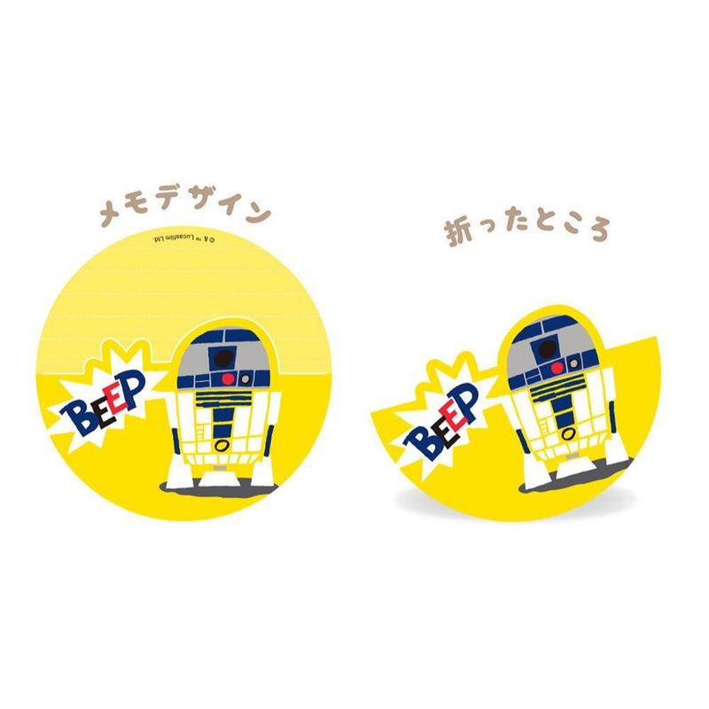 Memo Can - めもかん - Star Wars (BB-8, R2D2, Darth Vader, Stormtroopers)