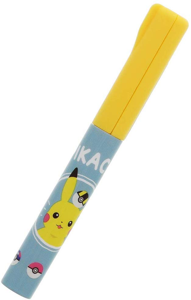 Stickyle Compact Scissors - Pikachu Version
