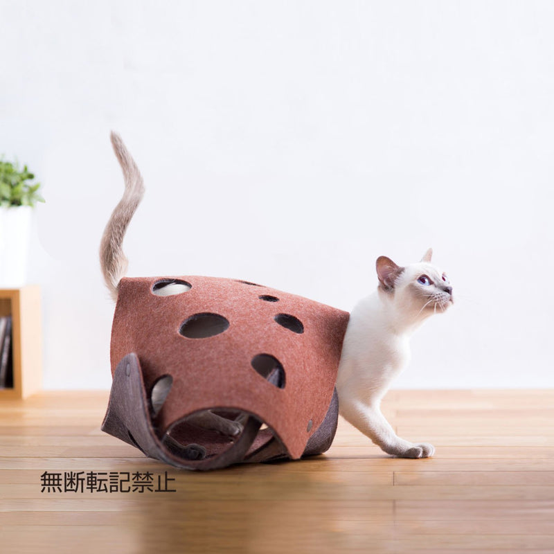 Oppo Fabric Cat Tunnel
