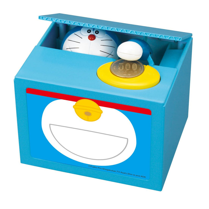 Doraemon Coin Bank