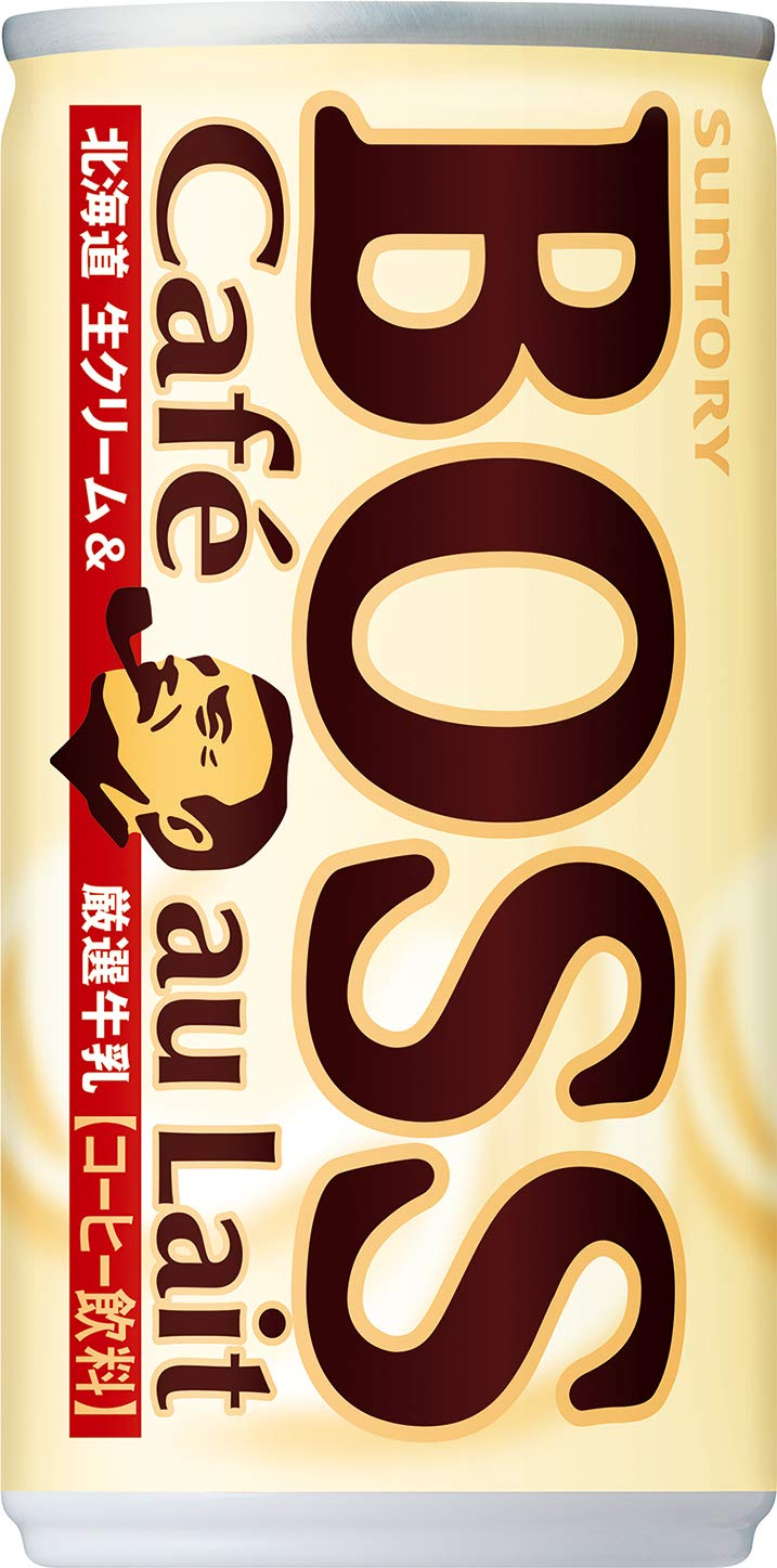Coffe Boss Cafe au Lait