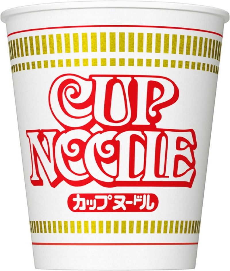 Nissin Cup Noodle Classic Flavor