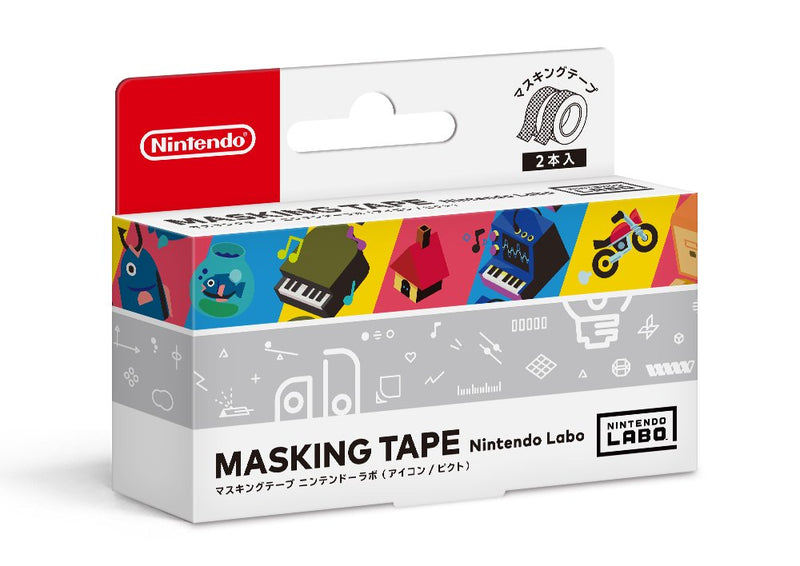 Nintendo Masking Tape (5 styles available)
