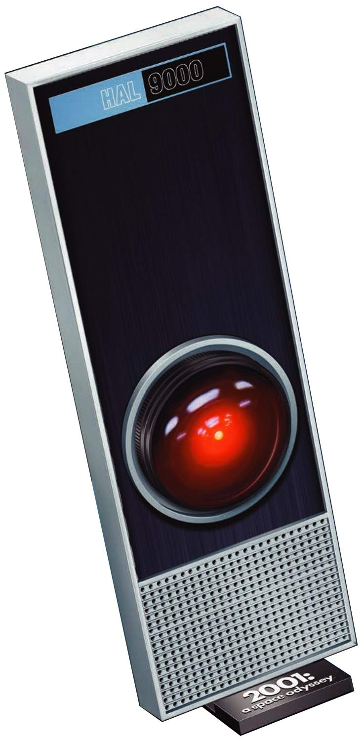 Moebius Model 2001 Space Journey HAL 9000