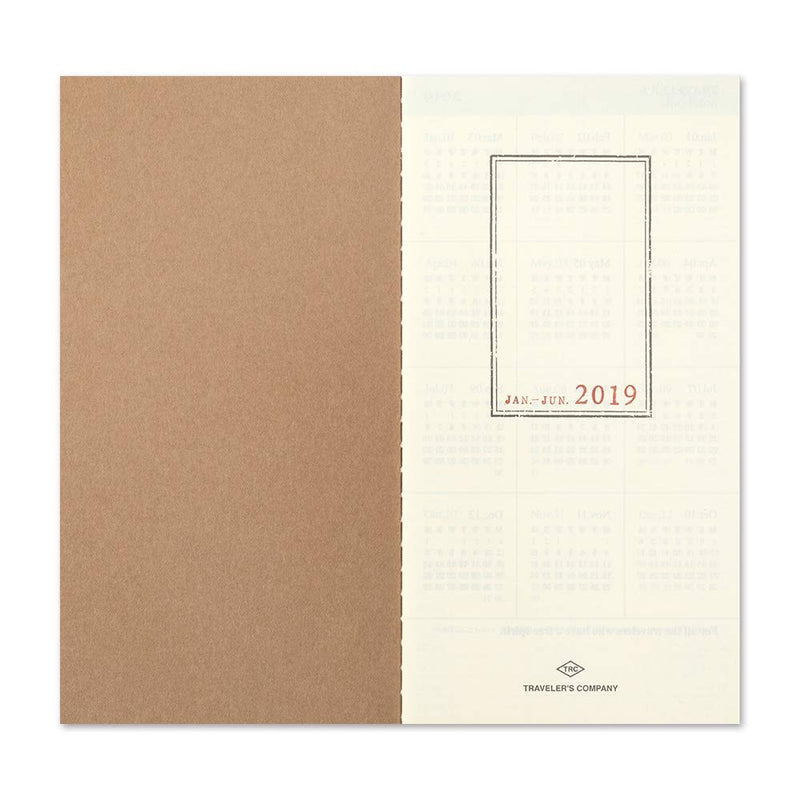 Traveler's Company Notebook Refill (Lined, Grid, Blank, and more)