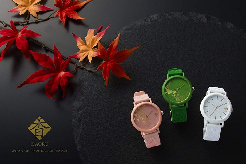 Kaoru Japanese Watches (Sakura, Yuzu, Matcha, and more)
