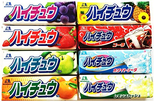 Hi Chew Set of 8 Flavors